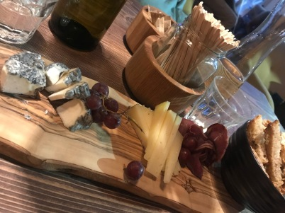 Music, Wine, Cheese & Bread! Evenings Don't get much better than this!