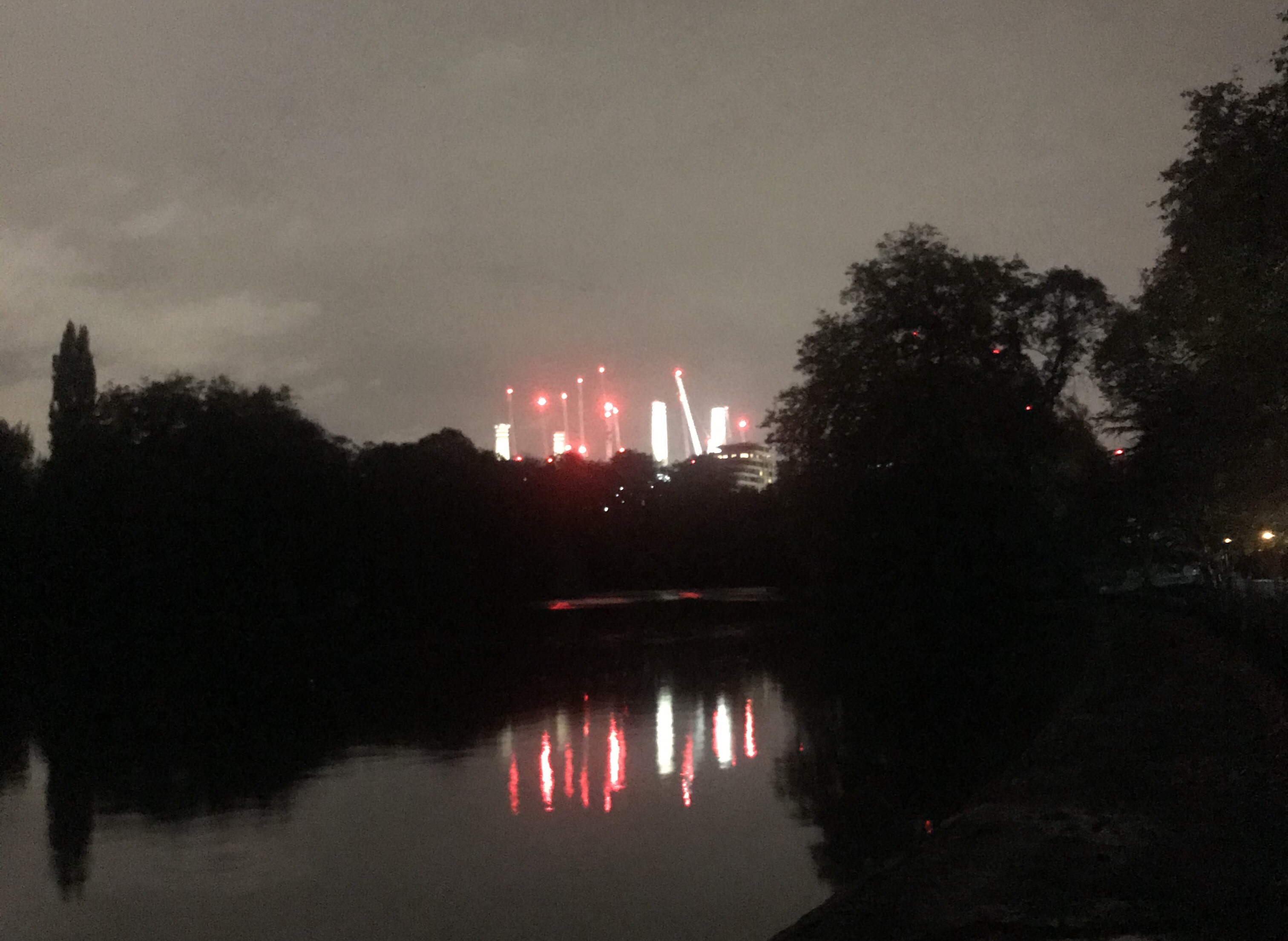 Reflections: Battersea Power Station