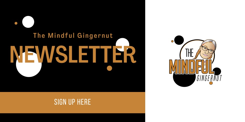 A banner advertising my newsletter. Click to sign up